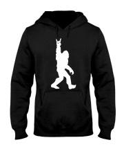 Bigfoot rock and roll - Year end sale Hooded Sweatshirt thumbnail