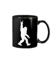 Bigfoot rock and roll - Year end sale Mug thumbnail