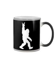 Bigfoot rock and roll - Year end sale Color Changing Mug thumbnail