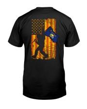 Bigfoot Montana hlw 2s 0037 Classic T-Shirt back