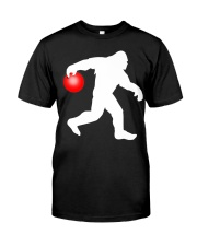 Bigfoot Bowling Classic T-Shirt thumbnail