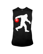 Bigfoot Bowling Sleeveless Tee thumbnail