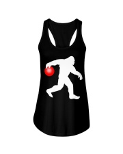 Bigfoot Bowling Ladies Flowy Tank thumbnail