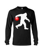 Bigfoot Bowling Long Sleeve Tee thumbnail