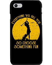 Choose something fun gofl Phone Case thumbnail