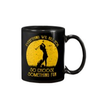 Choose something fun gofl Mug thumbnail