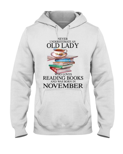 read book old lady November