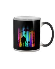 Bigfoot Forest Alien Color Changing Mug thumbnail
