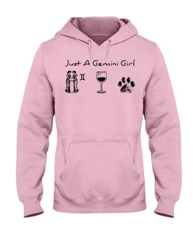 Gemini just a girl