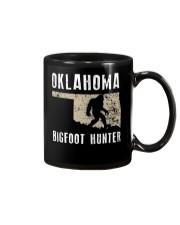 Oklahoma Bigfoot Hunter Mug thumbnail