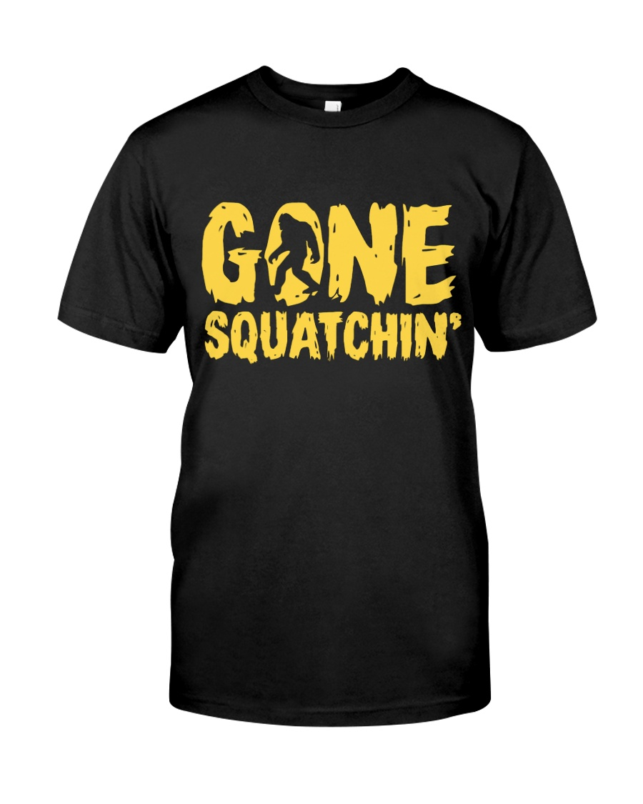 Bigfoot gone squatching - Year end sale Classic T-Shirt