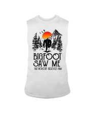 Bigfoot Saw Me 2 sale Sleeveless Tee thumbnail