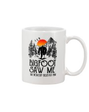 Bigfoot Saw Me 2 sale Mug thumbnail