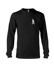 Bigfoot Rock and Roll - two side Long Sleeve Tee thumbnail