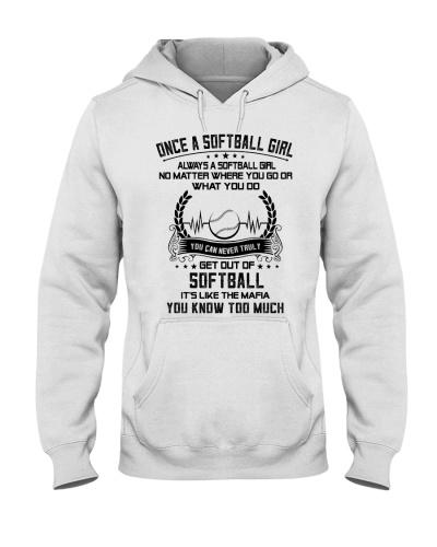 Once a softball girl