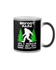 Bigfoot Papa Color Changing Mug thumbnail