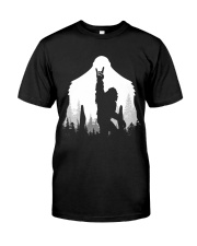 Bigfoot Rock and Roll Classic T-Shirt thumbnail