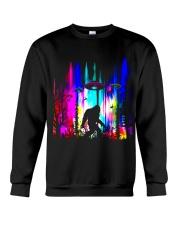Bigfoot Forest UFO BT Crewneck Sweatshirt thumbnail