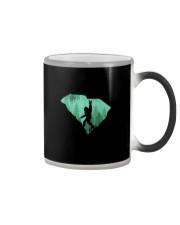 Bigfoot - Carolina South Color Changing Mug thumbnail