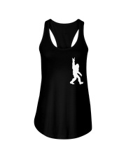 Bigfoot Rock and Roll 2 sp Ladies Flowy Tank thumbnail