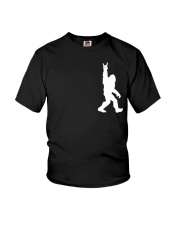 Bigfoot Rock and Roll 2 sp Youth T-Shirt thumbnail