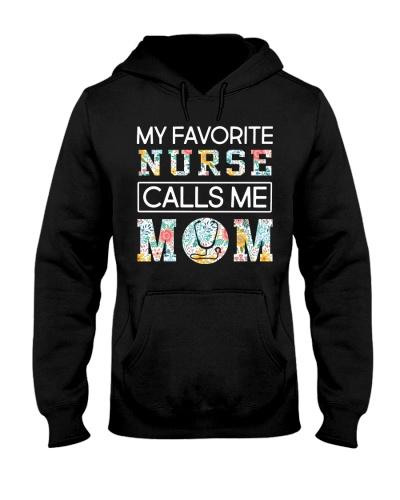 Nurse Calls Me Mom