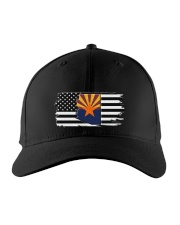 American and Arizona map 9993 0037 Embroidered Hat front