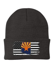 American and Arizona map 9993 0037 Knit Beanie tile