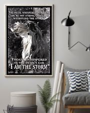 I am the storm horse poster 11x17 Poster lifestyle-poster-1