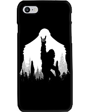 Phone case - Bigfoot Rock and Roll Phone Case i-phone-7-case