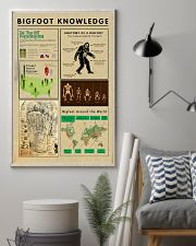 Bigfoot Knowledge - sale off 11x17 Poster lifestyle-poster-1