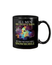 Snowmobile - All men are created equal Mug thumbnail