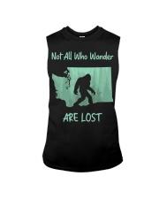 Not All Who Wander Are Lost - Washington Sleeveless Tee thumbnail