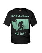 Not All Who Wander Are Lost - Washington Youth T-Shirt thumbnail