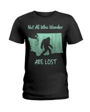 Not All Who Wander Are Lost - Washington Ladies T-Shirt thumbnail