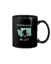 Not All Who Wander Are Lost - Washington Mug thumbnail