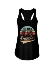 The Man The Myth The Legend Druncle Ladies Flowy Tank thumbnail
