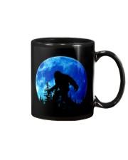 Bigfoot and blue moon Mug thumbnail