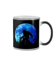 Bigfoot and blue moon Color Changing Mug thumbnail