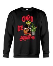 Cinco De Squatcho Crewneck Sweatshirt thumbnail