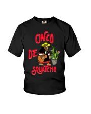 Cinco De Squatcho Youth T-Shirt thumbnail
