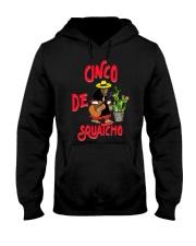 Cinco De Squatcho Hooded Sweatshirt thumbnail