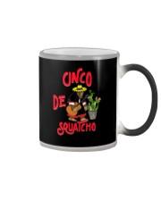 Cinco De Squatcho Color Changing Mug thumbnail
