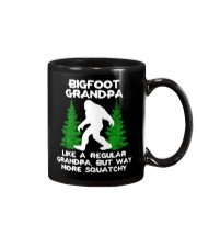 Bigfoot Grandpa Mug thumbnail