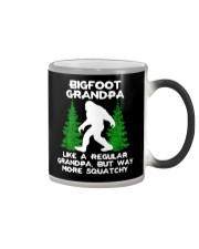 Bigfoot Grandpa Color Changing Mug thumbnail