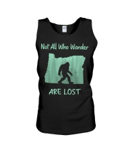 Not All Who Wander Are Lost - Oregon Unisex Tank thumbnail