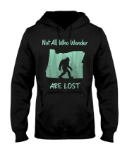 Not All Who Wander Are Lost - Oregon Hooded Sweatshirt thumbnail