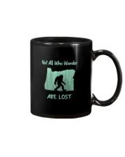 Not All Who Wander Are Lost - Oregon Mug thumbnail