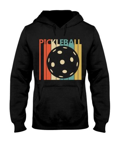 Pickleball Vintage Straight Lines