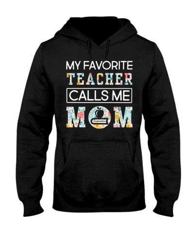 Teacher Calls Me Mom